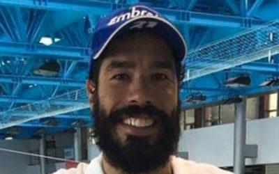 Antes da Paralimpíada, Daniel Dias encerra treinos na Espanha e fãs brincam com o seu visual barbudo