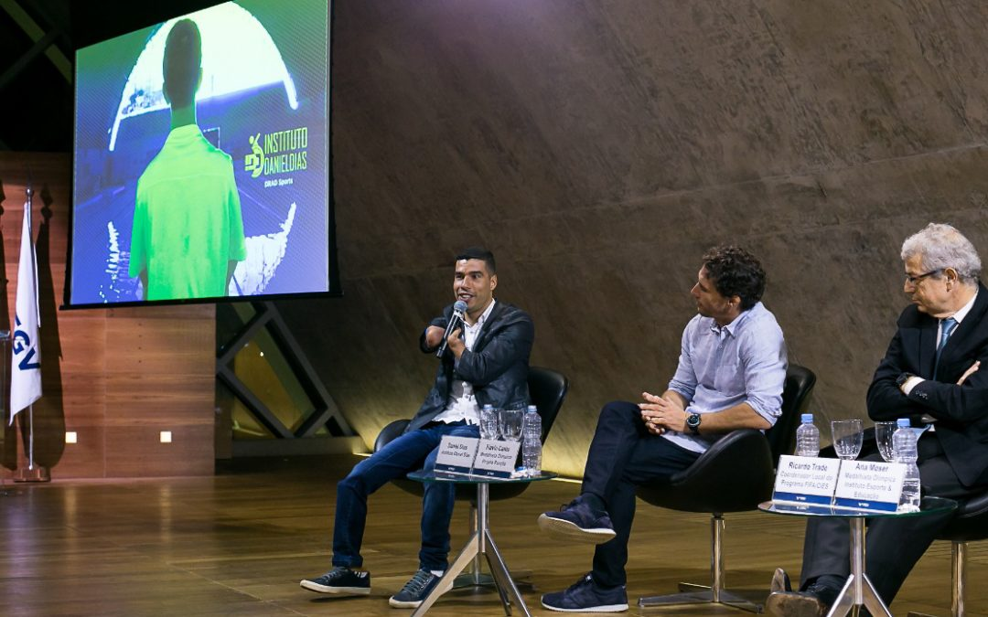 Responsabilidade Social é pauta no VIII Seminário de Gestão Esportiva FGV/FIFA/CIES