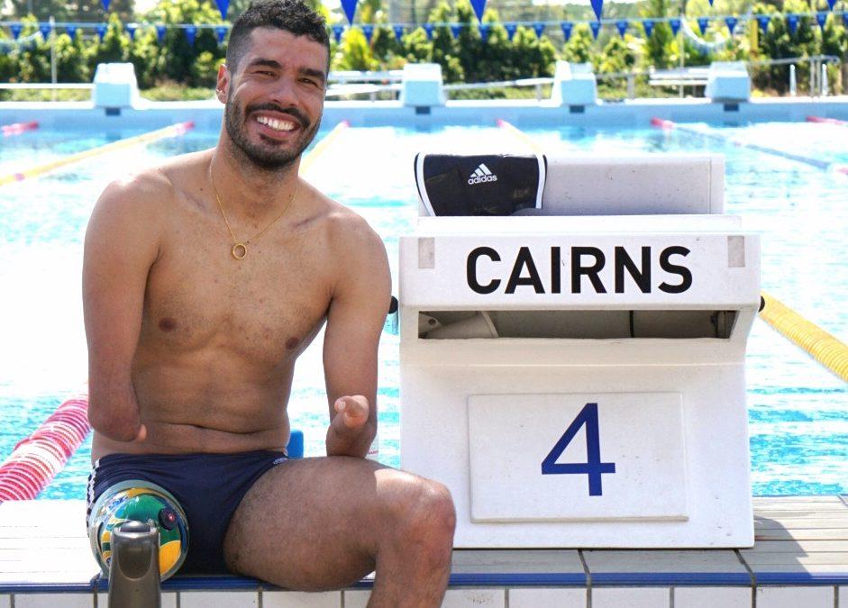 Daniel retorna do Parapan Pacífico com recordes das Américas