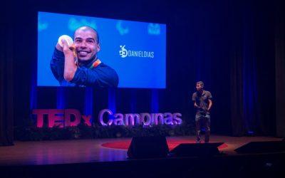 Daniel Dias na TEDxCampinas