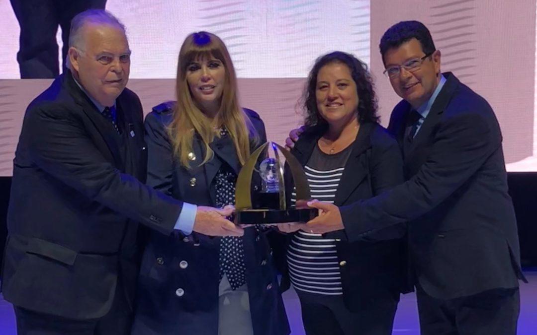 Daniel Dias recebe o troféu Walter Schmidt 2018