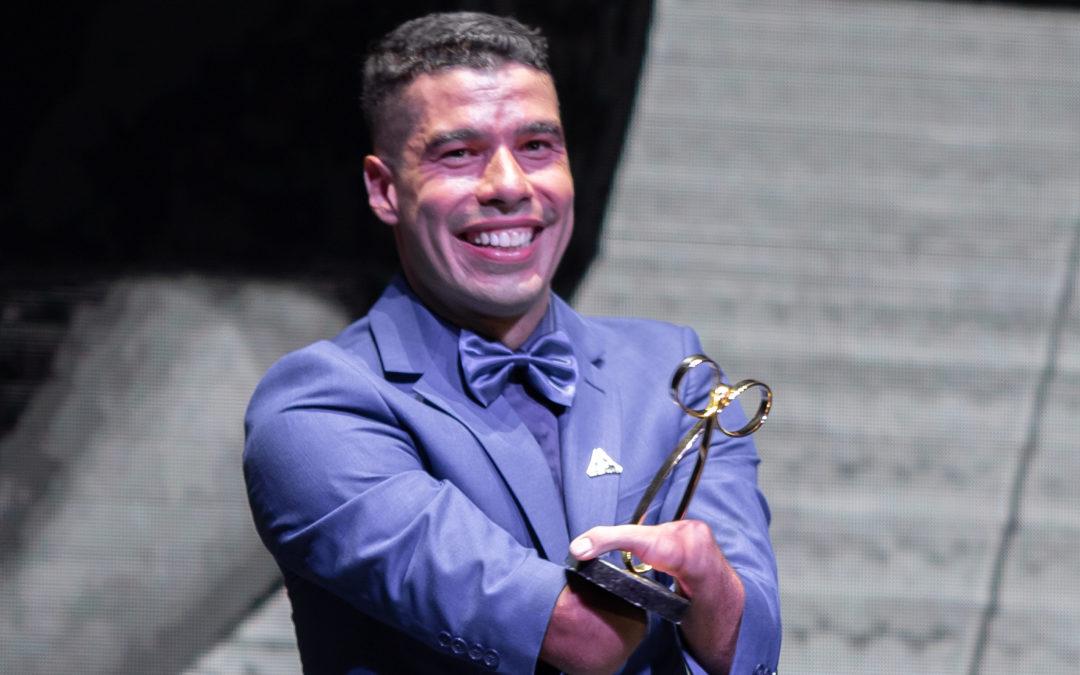 Daniel Dias é o melhor do ano na natação do Prêmio Paralímpicos