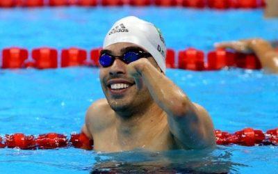 Daniel Dias integra Comissão Nacional de Atletas