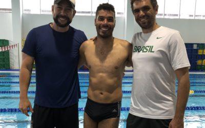 Atleta Daniel Dias abre a temporada 2019 disputando o Open Loterias Caixa de Natação em abril