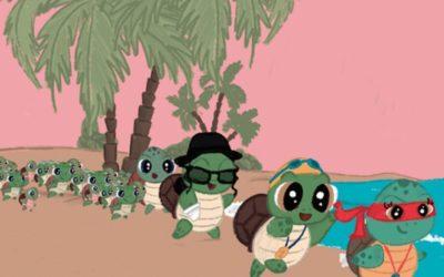 Daniel Dias inspira autora na criação de personagem de livro infantil