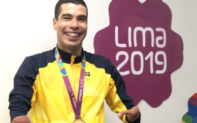 50m borboleta rende a Daniel Dias sua medalha de número 32