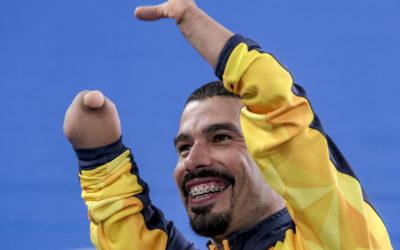 Daniel Dias concorre ao melhor do ano no Prêmio Paralímpicos 2019