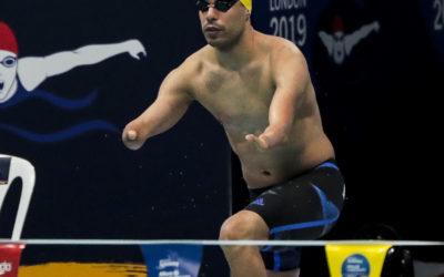 Revezamento 4x50m livre 20 pontos conquista quarta colocação no Mundial de Natação