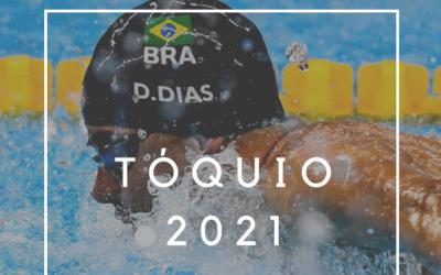 Daniel Dias adere à campanha pelo adiamento dos Jogos de Tóquio para 2021