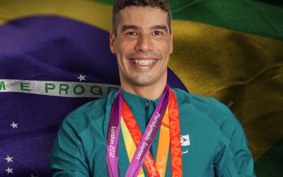 Daniel Dias recebe o patrocínio do Citi