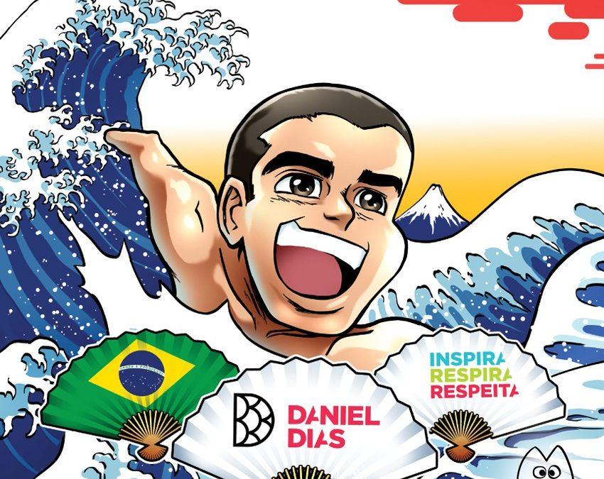Daniel Dias se prepara para Tóquio 2021